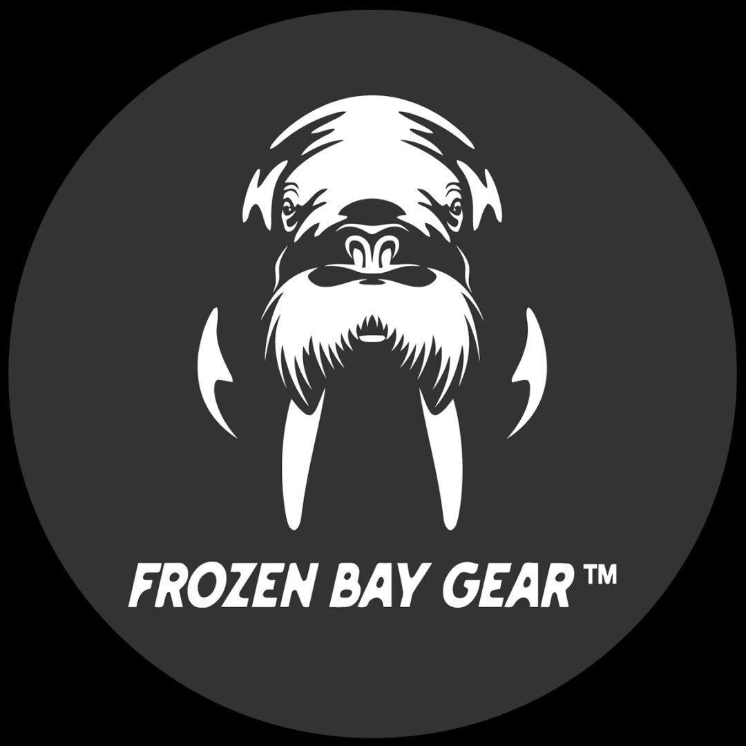 Frozen Bay Russia